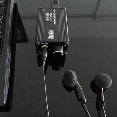 XZ-AUDIO U205 HIFI USB External Sound Card USB DAC Decoder <br><br>Aliexpress