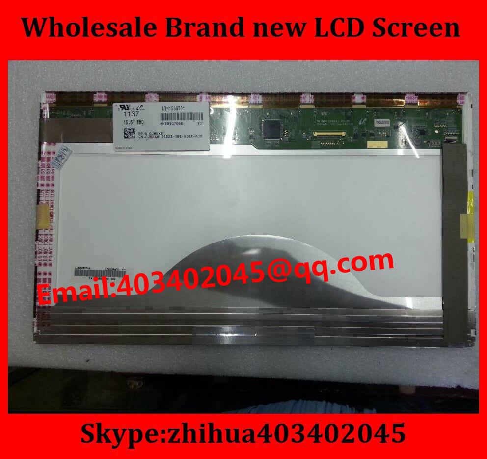 Original 15.6inch LTN156HT01 B156HW02 V.4 v.1 LP156WF1 B156HW01 N156HGE-L11 L12 1920*1080 LED backlight Laptop LCD Screen(China (Mainland))