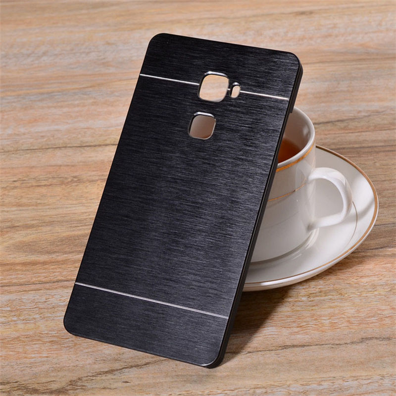 Huawei Mate S Case High Quality Fashion Hard Aluminum Metal +Plastic Phone Cases Back Cover(China (Mainland))