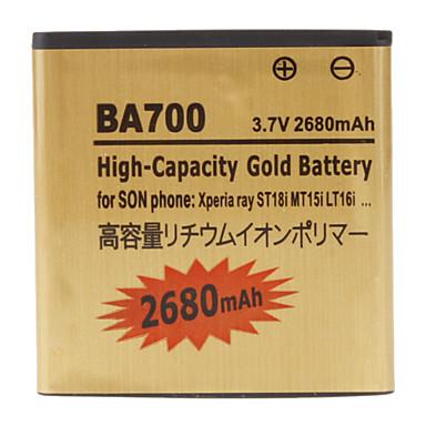 Гаджет  Cell Phone Battery for Sony Ericsson BA700 (3.7V, 2680 mAh) None Электротехническое оборудование и материалы