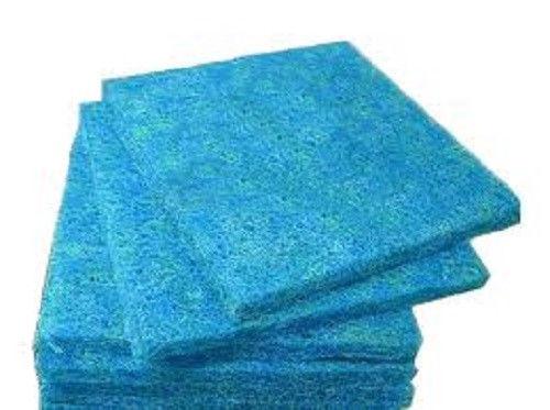 Buy blue japanese filter mat filter foam for Koi pond media
