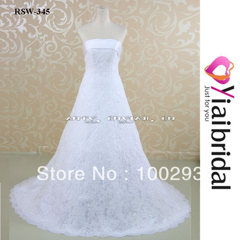 Rsw345 Lace Cover Up For Wedding Dress 2013 In Wedding
