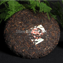 Pu er Tea Cooked tea  2003 Menghai Special grade Scattered P Tradition Folk Crafts Hoist equipment  Free Shipping