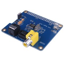 Hot Raspberry pi 2 Digital Sound Card HIFI DiGi expansion board I2S SPDIF Optical Fiber Pi 3 Chip - Makey makey Store store