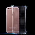 For Apple iPhone 5 5s 6 Plus 6s Plus SE Ultra Thin Transparent Crystal Clear TPU Back Case Cover Slim Protective Sleeve