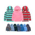 2017New High Quality Polar Fleece hoodies boys girl jacket Kid Clothes Top sweatershirt for boy girl