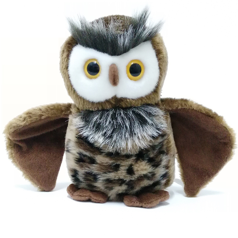 Brown Owl Plush A Lovely Gift
