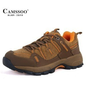 Camssoo female slip-resistant light outdoor casual walking shoes 2075 women hiking shoes