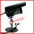 Free Shipping 4PCS/Lot 1/3 SONY CCD Effio-E 700TVL 48 LEDS 6mm Color IR Outdoor Waterproof CCTV Camera PAL/NTSC With Bracket