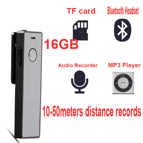 16GB mp3 player 4in one function voice recorder headphone 8GB save 1360H digital voice audio recorder card reader music player(China (Mainland))