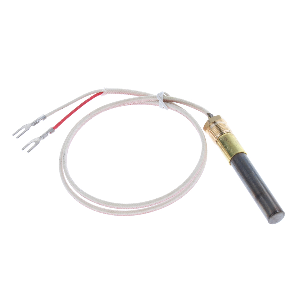 """Gas Fireplace 24/"""" Thermocouple Replacement Thermopile Thermogenerator"""