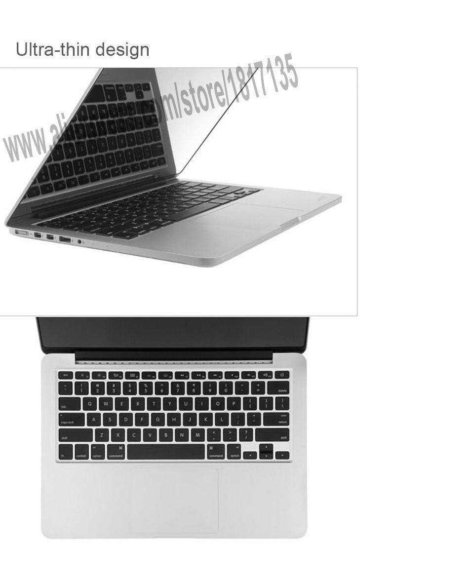 Palms Guard Track Protective Film For MacBook Air Pro 11 13 15 Retina Ultra Thin Film PalmShield Accessory For Apple Mac Book 12