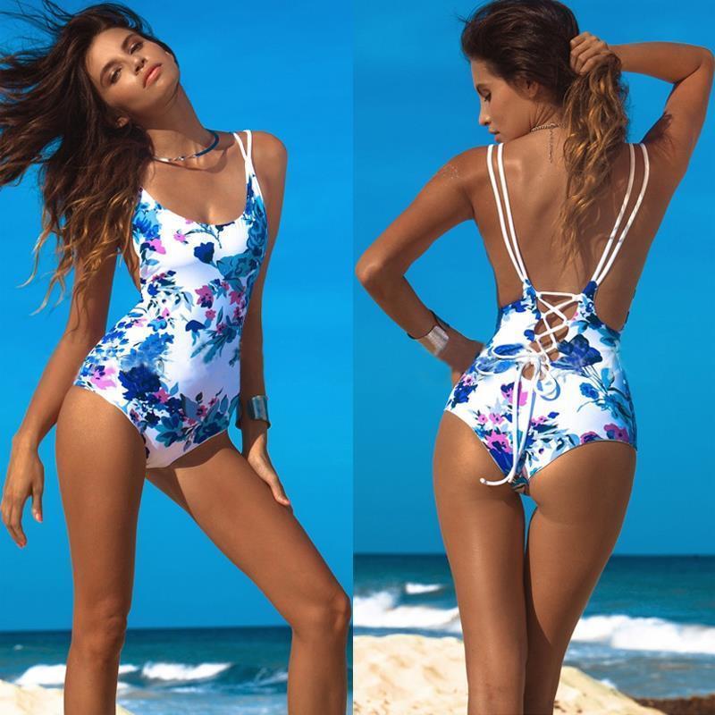 Женский купальный костюм с доставкой