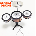 Newest Jazz Drum DIY musical instruments for children educational toys Percussion Early education great gift for