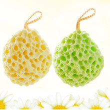 Buy 2X Body Bathing Massage Sponge Scrub Back Bathroom Accessories Bath Sponge Shower Sponge Body Cleaning Scrub Scrubber Bath Ball for $4.23 in AliExpress store
