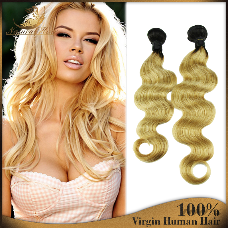 Peruvian Ombre Body Wave Peruvian Virgin Hair With Closures 3 Bundles With Lace Closure Body Wave Ombre Human Hair Weave Weft<br><br>Aliexpress