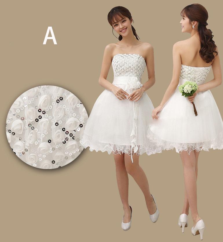 Фото Потребительские товары New brand woman dress party bridal party dress 039