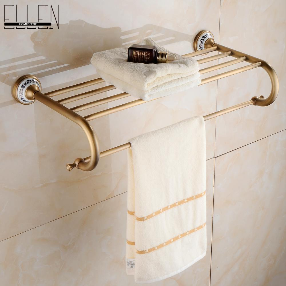 Beautiful Bathroom  Bath Shelves  European Vintage Bathroom Accessories