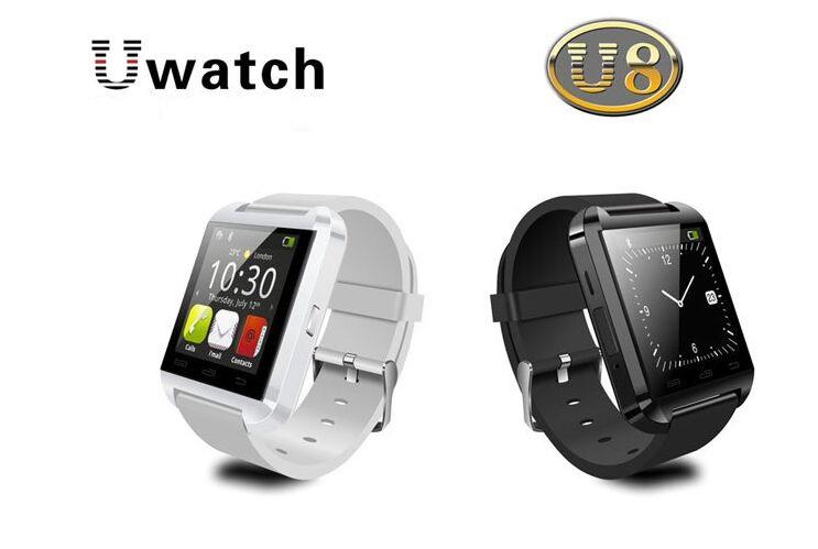 Stock!HOT Cheap Bluetooth Smart Watch WristWatch U8 U Android OS Iphone IOS HTC,HUAWEI - Shenzhen Corona Electronic Co.,Ltd store