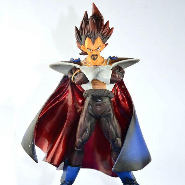 Dragon Ball Z ПВХ Фигурку Игрушки Budokai Король Вегета Модель Коллекция Игрушек Подарков