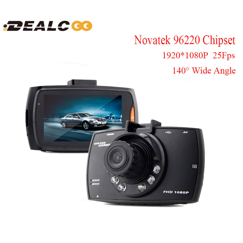 "Novatek 96220 NTK FHD 1080P Gray 2.7"" DK550L 140 Degree Wide Angle G-sensor Car DVR Dash Camera Camcorder Video Recorder(China (Mainland))"