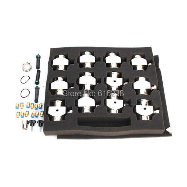 Top quality CRS Tool Common Rail Injector Holder for testing common rail injector(China (Mainland))