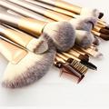 Professional Makeup Brushes Powder Foundation Brush High Quality 24pcs set Cosmetic Real Make Up Tools Blush