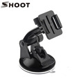 SHOOT Car Windshield Mini Gopro Suction Cup Sucker For SJCAM SJ4000 SJ5000 Xiaomi yi 4K Eken H9 Camera Xiaoyi Go pro Accessories