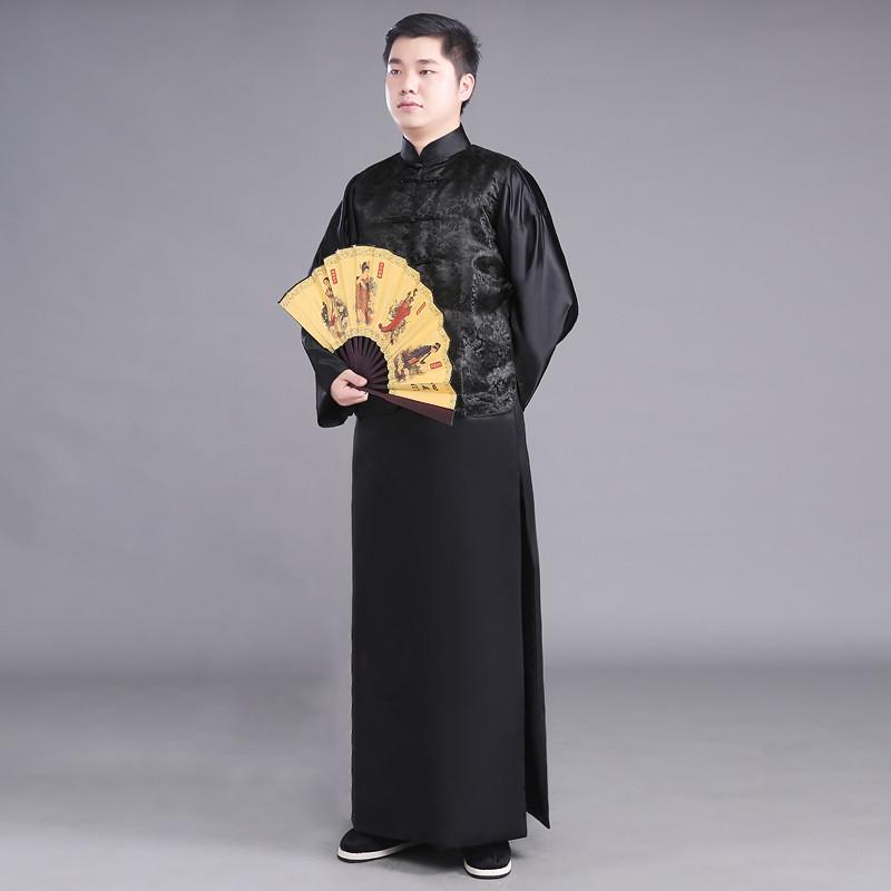 Qing dynasty clothing