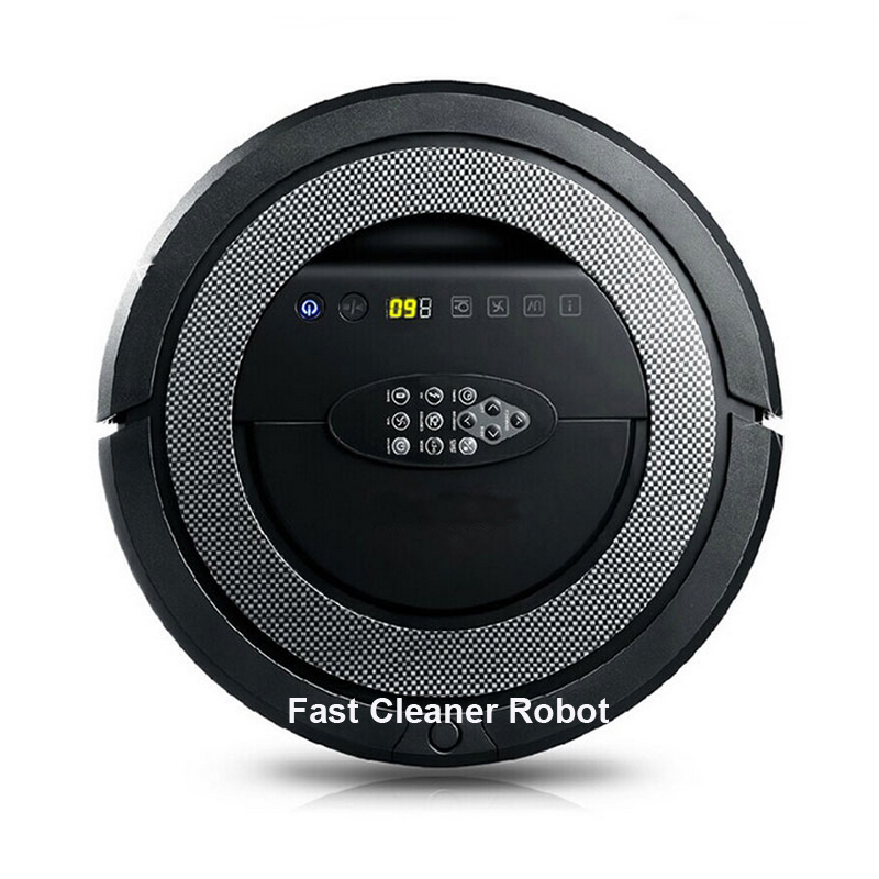 (FREE Shipping To Russia)Intelligent Robot Vacuum Cleaner For Home (Sweep,Vacuum,Mop,Sterilize) Robo Aspiradoras(China (Mainland))