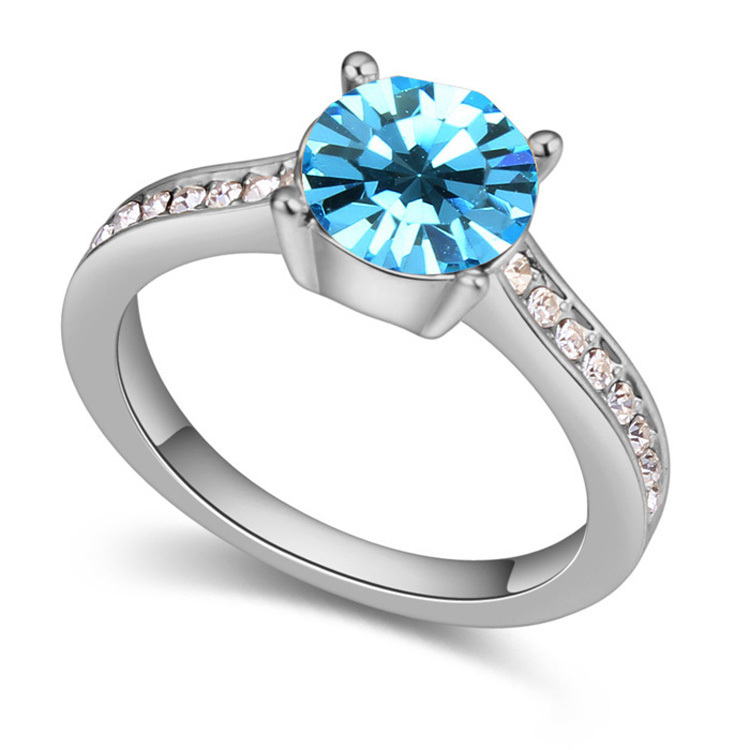 popular swarovski promise ring buy cheap swarovski promise