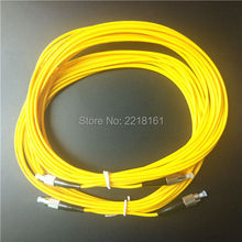 Buy 3pcs/lot Large format printer optical fiber cable Infinity Challenger Myjet Lotus JHF vista data cable 6M,single line for $26.60 in AliExpress store
