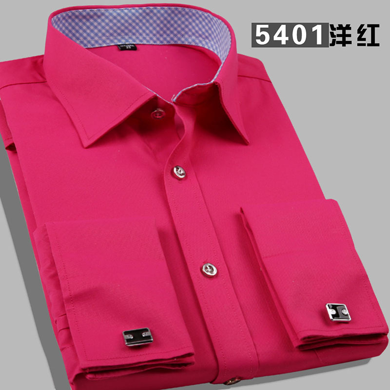Online buy wholesale french cuff blouse from china french for High end mens shirts