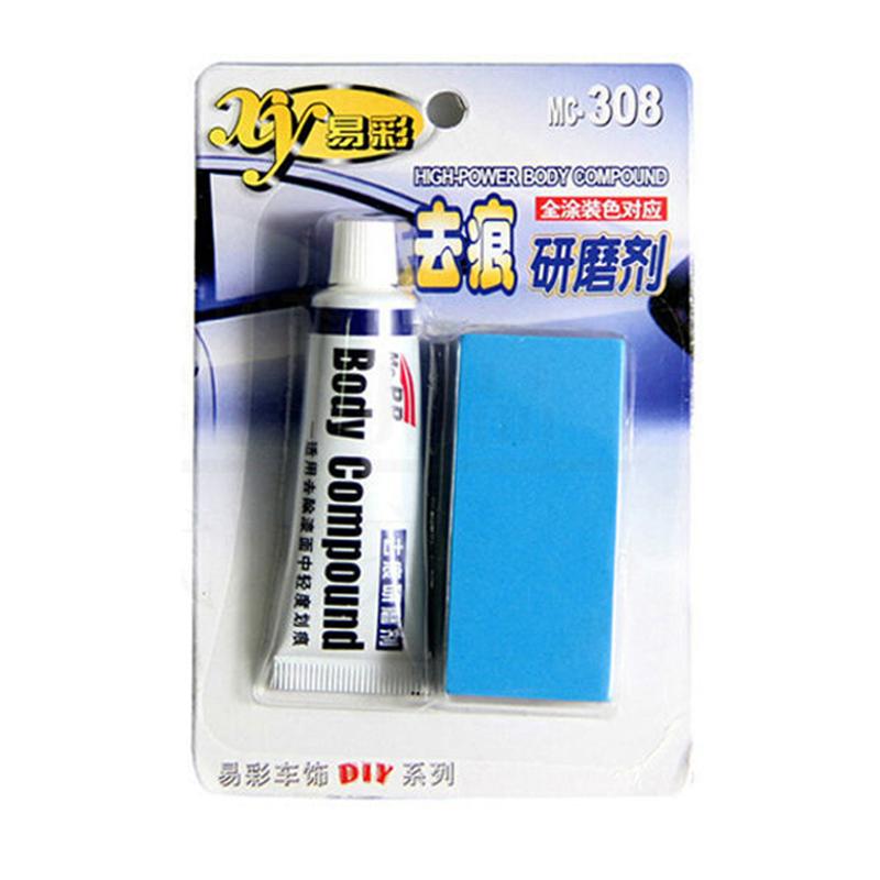 Car Body Compound MC308 Paste Set Scratch Paint Care Auto Polishing&amp;Grinding Compound  Car Paste Polish Care<br><br>Aliexpress