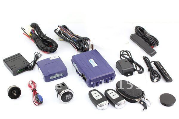 Free Shipping Remote Start Keyless Go System For Toyota Prius