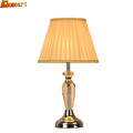 HGhomeart Fashion E27 Crystal Table Lamp Bedroom Bedside Lamp Living Room Creative Warm Table Lamp Luxury