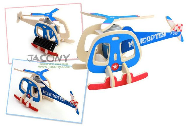DIY Solar helicopter+Toy or teach tools for kids+Solar powered+Free shipping