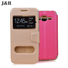 Buy For Galaxy J3 2016 cover Leather Case for Samsung Galaxy J3 2016 J320 J320P J3109 J320M J320Y SM-J320F Phone Bag&Protective for $3.96 in AliExpress store