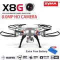 Syma X8G Upgrade Version With 8 0MP Wide Angle Camera 2 4G 4CH 6 Axis Venture