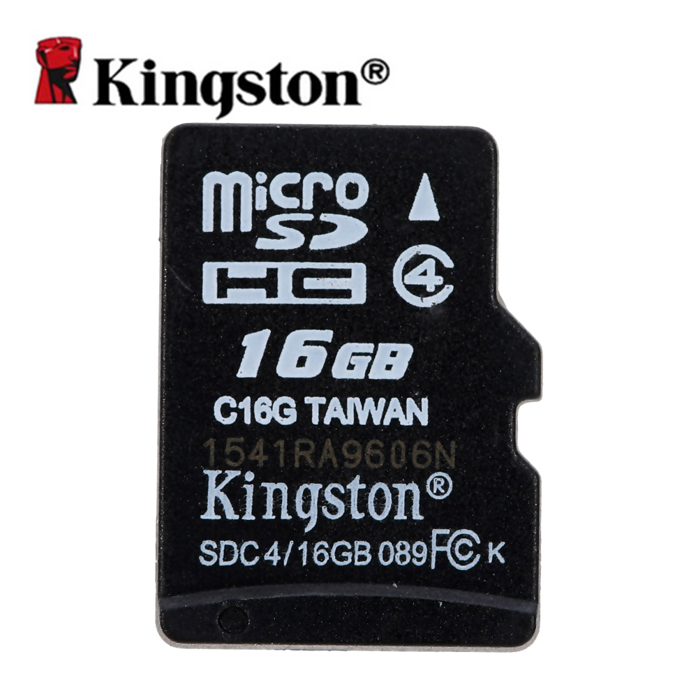 Kingston 8GB 16GB Tarjeta Micro SD Card Class 4 Memory TF 8 GB 16 Microsd Carte Dgital Device - TMT store