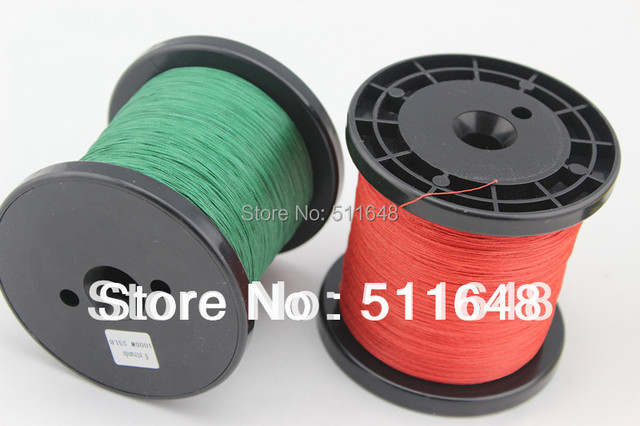 Free Shipping 1000M/PCS 15LB PE Extreme Strong Braided Fishing Line