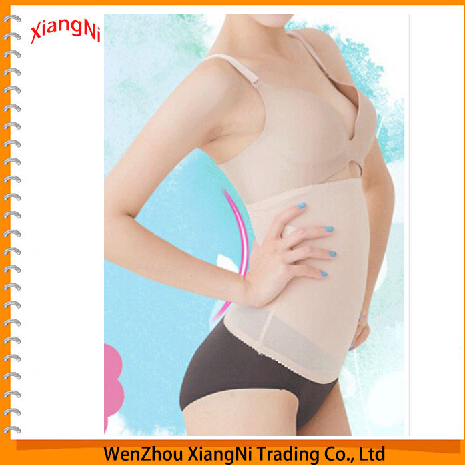 2015 Hot Selling Slimming Belt 1 PC Waist Training Corsets Sure Shapers For Women Body Fat Belly To Lose Weight Girdle(China (Mainland))