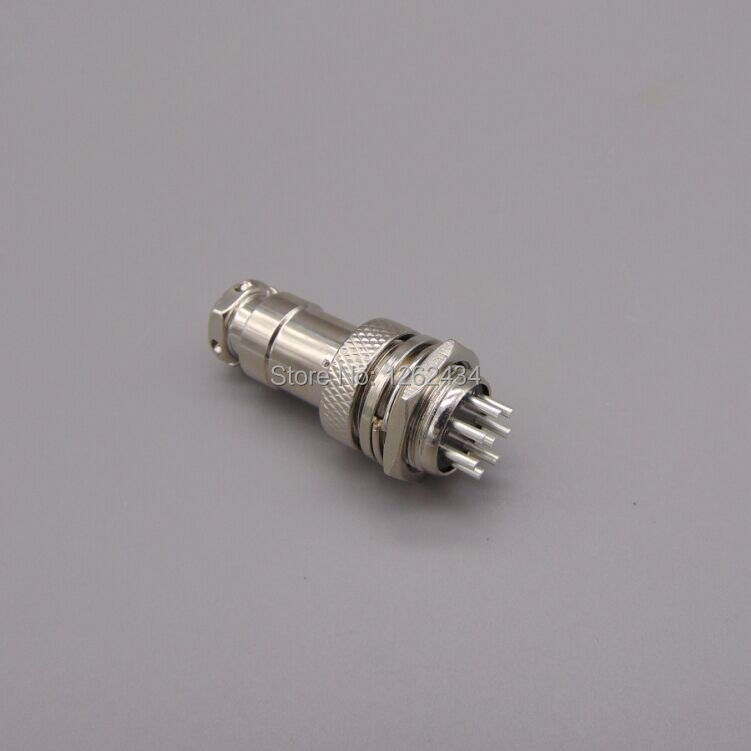 GX16 GX 16 8Pin 8p Connector Connectors Socket Aviation Plug 16mm Male &amp; Female<br><br>Aliexpress
