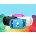 New Arrival Colorful Small Partable VR Case Mini C Virtual Reality Gafas 3d for 4 5