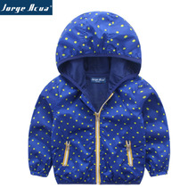 Spring and Autumn Boys and Girls fashion clothes New 2016 Children pattern coat Kids thin shirt Child clothing 036