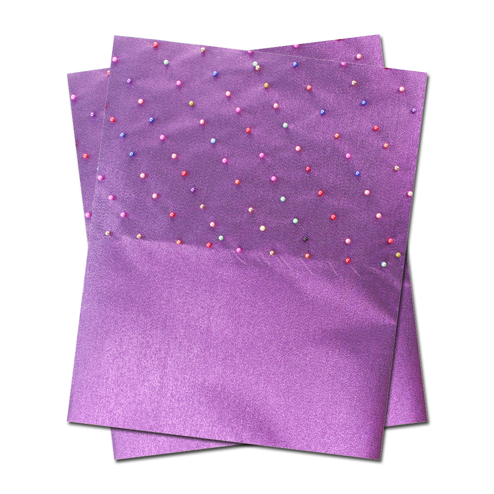LS002 PURPLE WITH COLORFUL BEADS3
