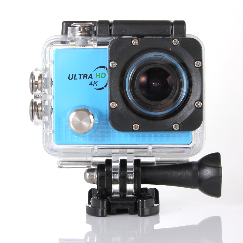 Sports Camera 4K 24FPS HD Ultra Pro5000 14MP Wifi Action Camera Extreme Cam Aerial Skiing Cycling Diving Waterproof Travel DV(China (Mainland))