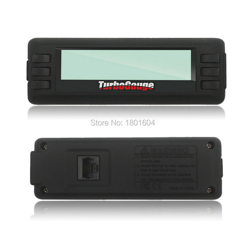 Free Shipping Turbogauge IV 4-in-1 Vehicle Computer OBDII/EOBD Car Trip Computer / Digital Gauges/ Scan Gauge/ Car Scan Tool(China (Mainland))