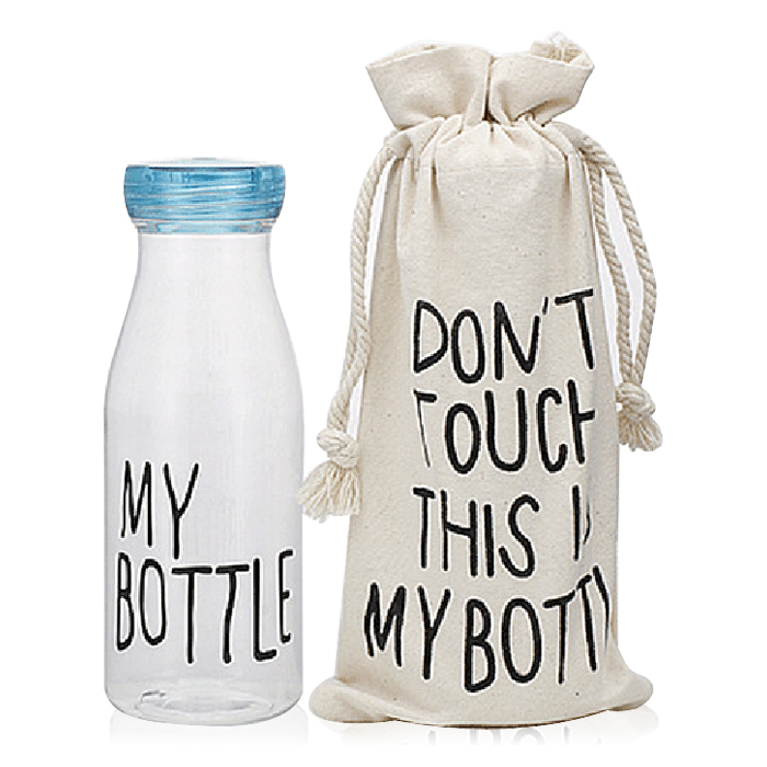 """Water bottle my bottle 2 New design Readily plastic fruit Cup plastic fruit with words""""My bottle""""The Second Generation(China (Mainland))"""