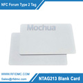 NFC Forum Type 2 Tag NFC card fit for all NFC enabled devices with Ntag213 chip